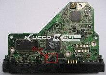 HDD PCB логика совета 2060-701452-000 REV P1 для WD 3.5 SATA ремонта жесткий диск восстановления данных