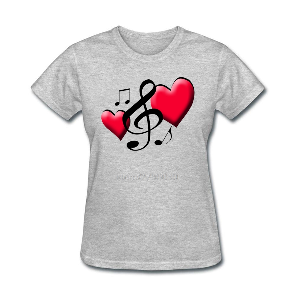 Online Get Cheap Music Notes T Shirt