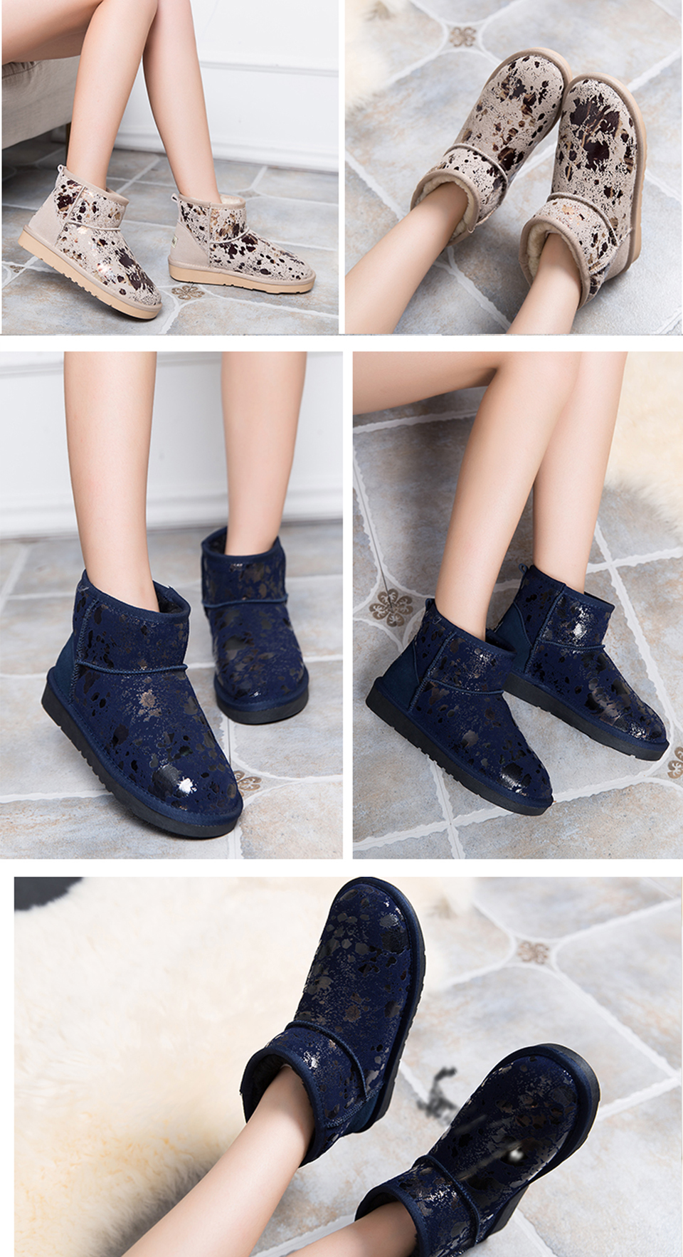 5 ankle boots
