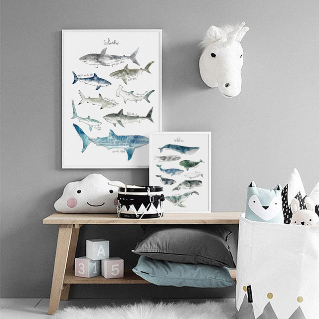 Animals Collections – Wall Art Canvas Painting