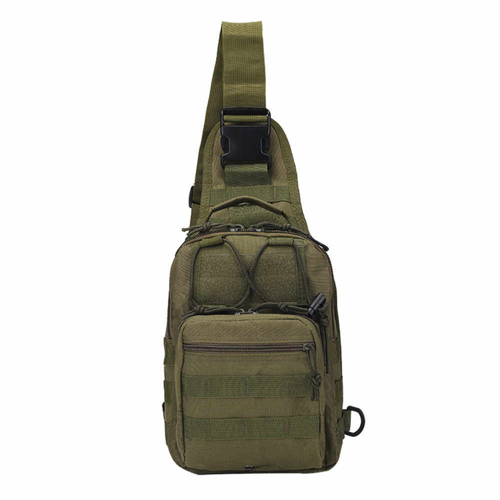 OCARDIAN Handbags Sport Bag For Men Fitness Shoulder Bags Crossbody Military Tactical Camping Hiking Camouflage Bag Dropship M27