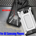 50x tough armor case para samsung galaxy note 7 a prueba de caída/5/4/3/s5 s6 edge plus/s7 borde neo hybrid silicio tpu + cubierta de la pc N701
