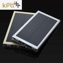 KPTL Solar font b Power b font font b Bank b font Dual USB font b