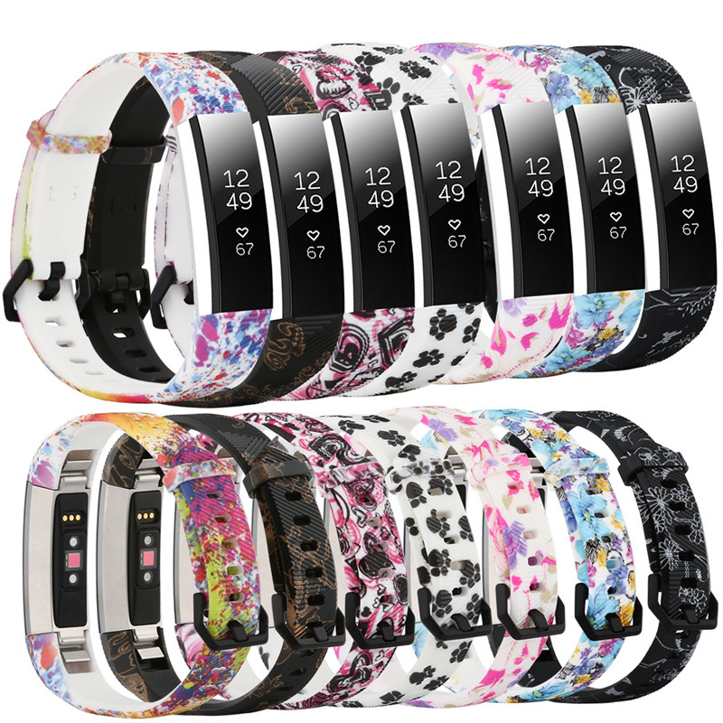 Odog New Replacement Band For Fitbit Alta HR/ Alta Fitness Watch Strap Smart Wtache Accessories Of Fitbit Alta Activity Tracker image