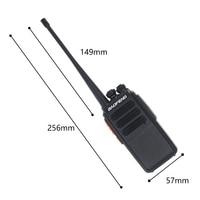 שני הדרך רדיו uhf 2pcs ניו Baofeng BF-C5 פלוס שני הדרך רדיו 5W UHF 400-470MHz מכשיר הקשר Portable 16CH FM משדר CB רדיו Interphone (4)