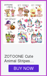 HTB1DzNce.CF3KVjSZJnq6znHFXad ZOTOONE Cute Cartoon Animal Patches Heat Transfer Iron on Patch for T-Shirt Children Gift DIY Clothes Stickers Heat Transfer G
