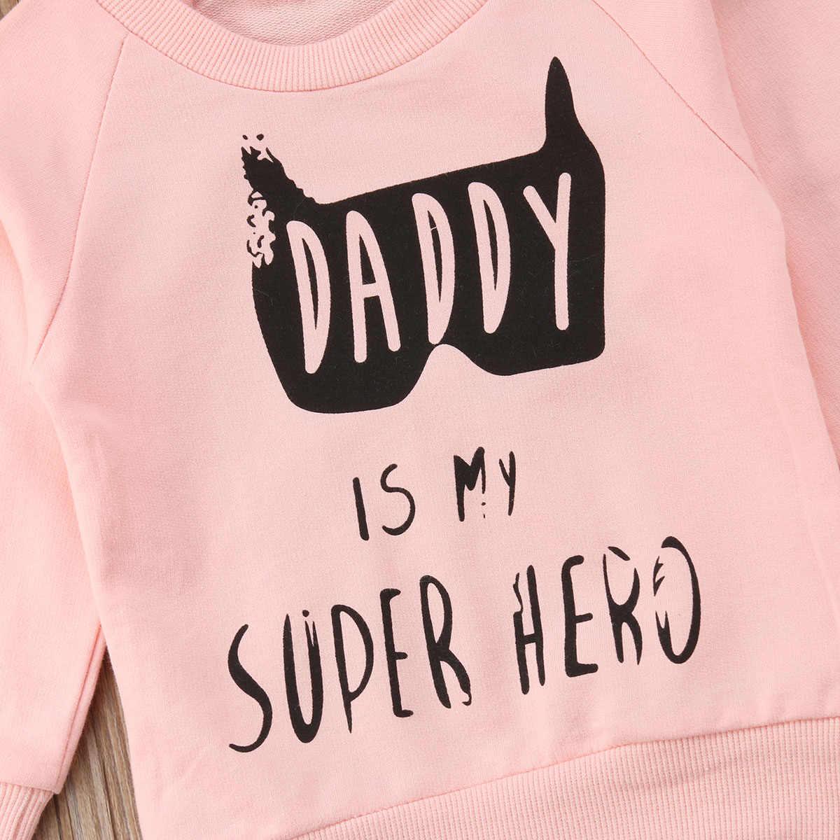 Marke Neue 2 Stück Set Herbst Mode Neugeborenen Kinder Baby Junge Mädchen Batman Blume Sweatshirt Top Hosen Outfits Kleidung Set