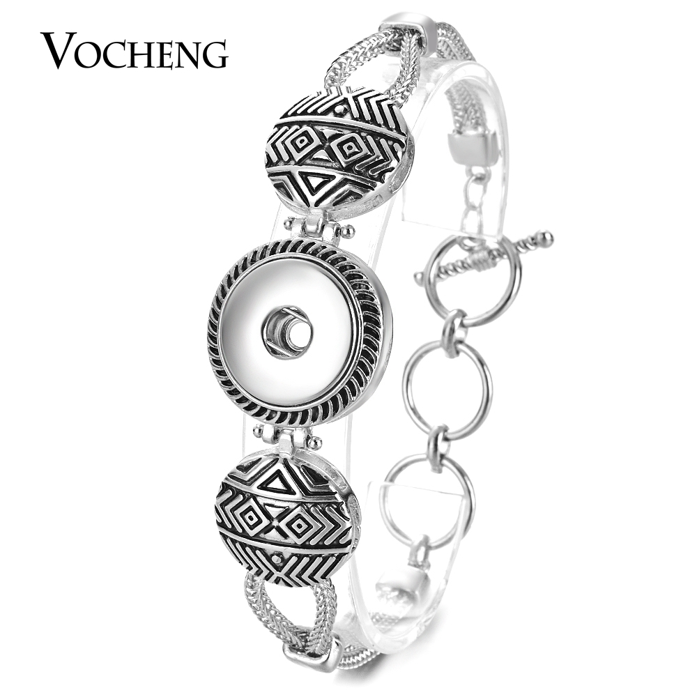 10PCS/Lot Wholesale Vocheng Ginger Snaps Jewelry Toggle Clasps 18mm Vintage Charm Bracelet NN 522*10 Free Shipping-in Charm Bracelets from Jewelry & Accessories on AliExpress - 11.11_Double 11_Singles' Day 1