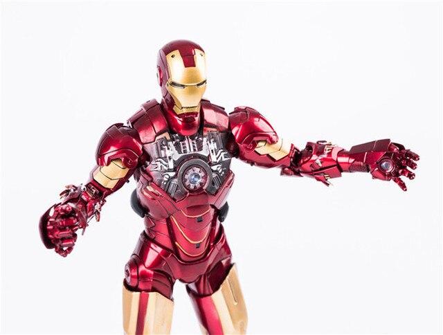 Фигурка коллекционная Железный человек Marvel 28 см ПВХ 2