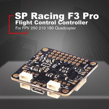 SP Racing F3 Pro Flight Control Controller For FPV 250 210 180 Quadcopter Acro/Deluxe Version Better Than CC3D Flip32 купить недорого в Москве