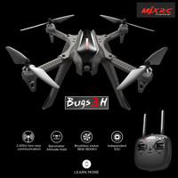 MJX B3H Brushless RC UAV RTF Auto Steady / Semi Stabilized Mode Switch / 360 Degree Flip suitable for beginners NO Camera JU 06