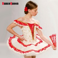 2018 New Arrival Professional Ballet Tutu Girls/Lady Performance Dance Costumes Adult/Child Classical Ballet Costumes JDQ9004