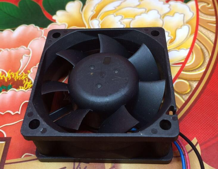 Genuine Delta AFB0648SH 6025 6cm DC 48V 0.12A 6CM 60*60*25MM 3-wire Switch Cooling Fan