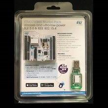 P NUCLEO WB55 kits de desenvolvimento braço ble nucleo pacote incluindo dongle usb e Nucleo 68 com stm32wb55 mcus