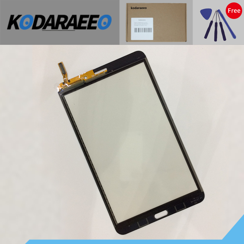Kodaraeeo For Samsung Galaxy Tab 4 T331 SM-T331 Touch Screen Digitizer Parts Replacement free tools