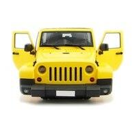 Body Jeep JK 1 10 RED 1 10 RC Crawler RC Car Hard Top D90 Body