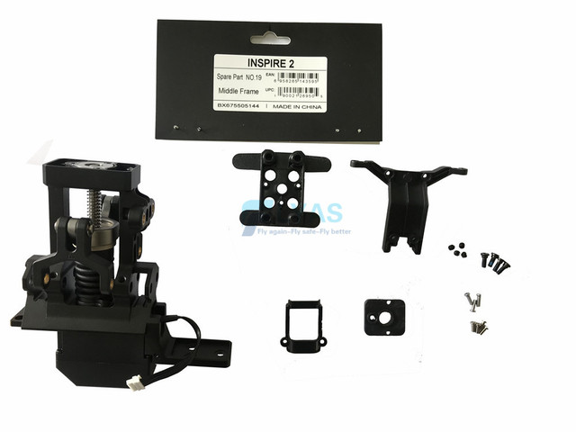 Genuine DJI Inspire 2 Part 19   Center/Middle Frame Module unit for Inspire 2 replacement Repair Parts Assembly