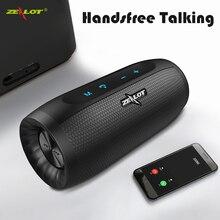 盲信者 S16 ハイファイ Bluetooth スピーカースーパー低音ワイヤレスステレオサウンドバー AUX TF カードプレイと屋外ハンズフリーマイクタッチコントロール