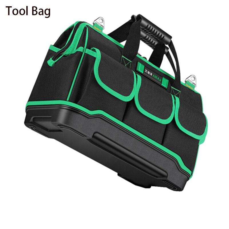 2018 New Tool Bag Oxford Cloth Waterproof Tool Bag Electrician Portable Multi Function Work Bag Utility Bag Tool Organizer