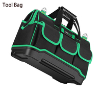 2018 New Tool Bag Oxford Cloth Waterproof Tool Bag Electrician Portable Multi Function Work Bag Utility Bag Tool Organizer