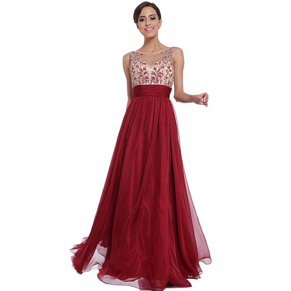 Long Sexy Formal Cocktail Dresses