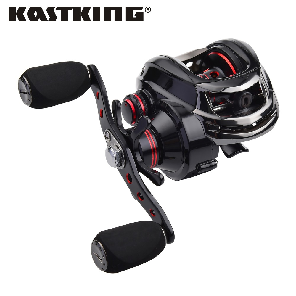 ФОТО KastKing Royale Legend High Speed 7.0:1 Baitcasting Reel 11+1 BBs Top Quality Drag Power 8KG Right/Left Handed FIshing Reel