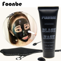 FOONBE Face care Black Peeling Peel Off  Mask Face Nose Blackhead Remover Black Head Mask Face Cleaning Cream HOT SALE
