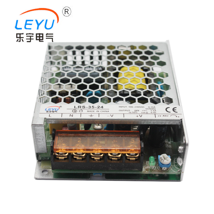 2017new arrival LRS series 35W 24V power transformer 24V 1.5A small dc converter power supply 35w 24v new lp2k series contactor lp2k06015 lp2k06015md lp2 k06015md 220v dc