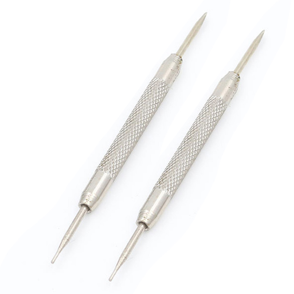 2Pcs Watch Band Spring Bars Strap Link Pins Remover Repair Kit Tools Repair Axxessories Watch Spring Bar Remover #05