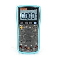 ZOTEK VC17B+ Multimeter Tester Auto Range 6000 Counts True RMS Digital AC/DC Voltage Current Meter Ohm Diode Voltmeter