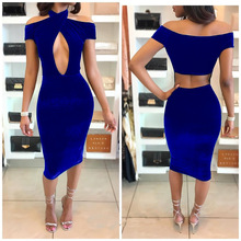 1d8a2bc8d2ab4 Buy dresses cleavage and get free shipping on AliExpress.com