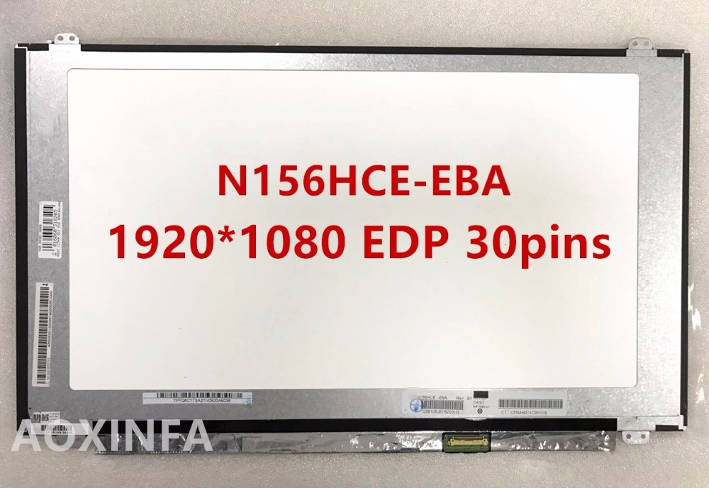 Laptop LCD Screen Compatible Model LTN156HL01 LTN156HL02-201 LTN156HL07-401 LTN156HL09-401 N156HCE-EBA quying laptop lcd screen compatible model ltn156hl01 ltn156hl02 201 ltn156hl06 c01 ltn156hl07 401 ltn156hl09 401 n156hce eba