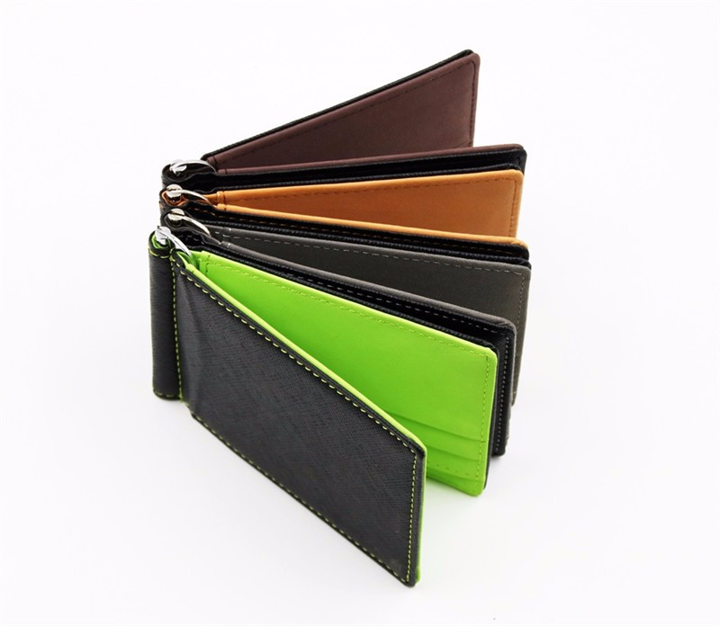 HTB1DzTfPXXXXXbcXVXXq6xXFXXXQ - BLEVOLO Brand Men Wallet Short Skin Wallets Purses PU Leather Money Clips Sollid Thin Wallet For Men Purses 4 Colors