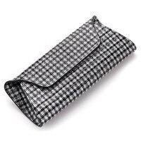 Femenina cartera de cuero de diseño carteras de marca famosa carpeta de las mujeres bolsos de cocodrilo patrón de cuero genuino carpeta larga