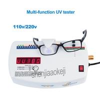 البصرية عدسة مكافحة الأشعة فوق البنفسجية راي اختبار UV400 الإشعاع كيال نظارات معدات CP-13B متعددة وظيفة الأشعة فوق البنفسجية اختبار