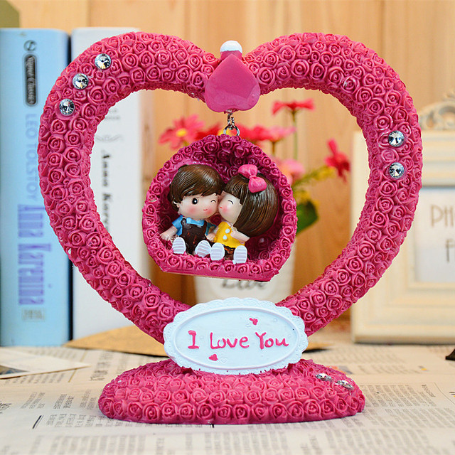 Rose resin gift handicraft love couples furnishing articles resin rose resin gift handicraft love couples furnishing articles resin crafts wedding accessories gift christmas decoration for negle Choice Image