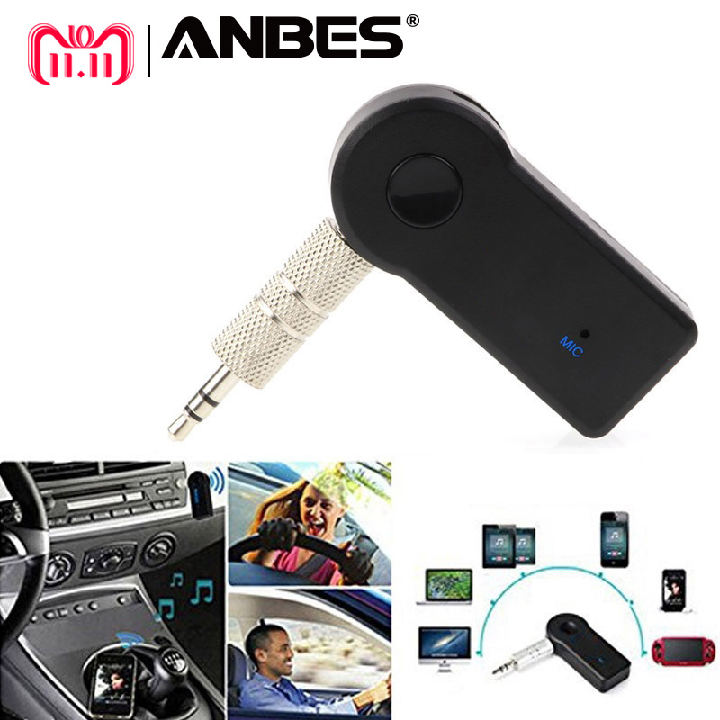 Bluetooth AUX Mini  Audio Receiver Bluetooth Transmitter 3.5mm Jack Handsfree Auto Bluetooth Car Kit Music Adapter AUX Bluetooth spring autumn girls butterfly flower print leggings kids children slim pants