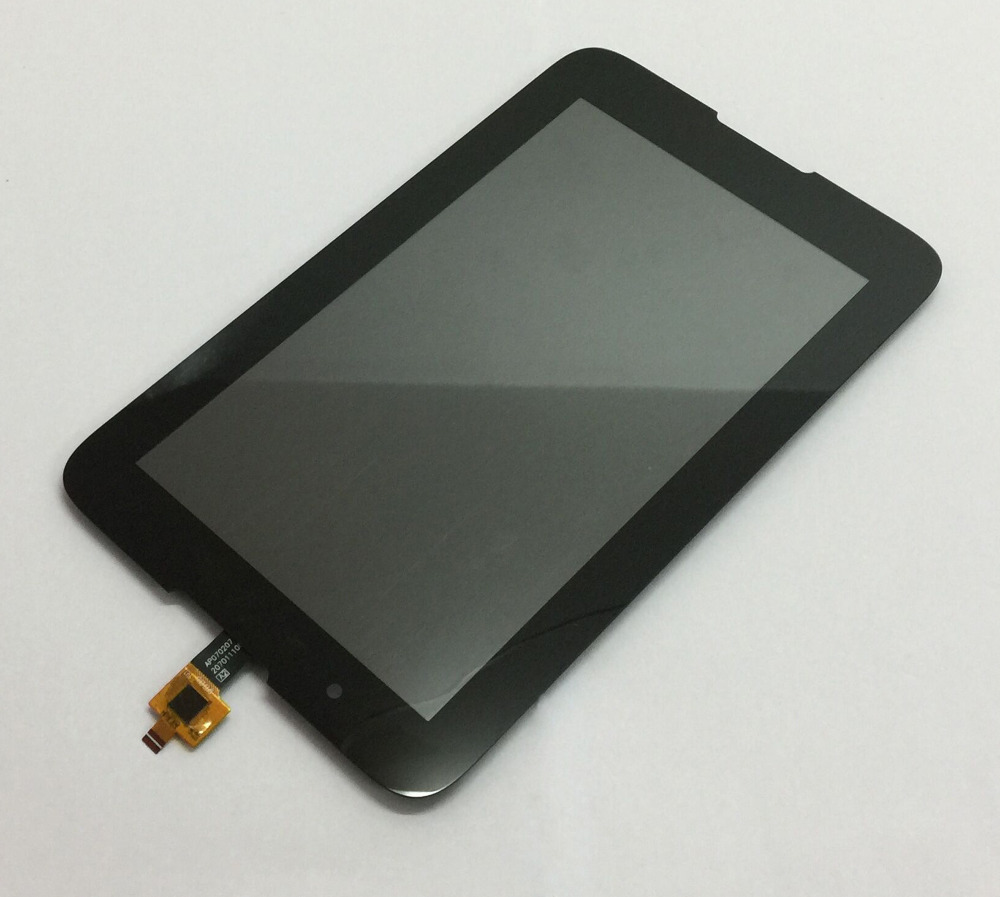 Full Touch screen Sensor Glass Digitizer + LCD Display Screen Panel Module Monitor Assembly For Lenovo A3300 A3300T A3300-HV srjtek parts for lenovo a3300 a3300t a3300 hv lcd display touch screen digitizer panel monitor assembly with frame replacement