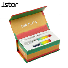 Jstar Новый сухой травы испаритель электронная сигарета комплекты Воск ручка электронная сигарета же конфигурации, как Боб Марли испаритель VS Elite