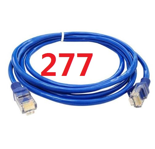 277 # DATALAND Cable de Ethernet de alta velocidad RJ45 red LAN Cable Router computadora Cables888
