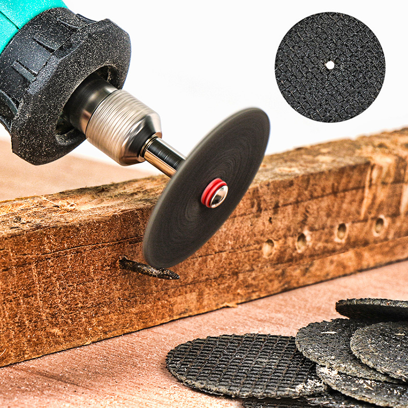 Tungfull Dremel Accessories For Rotary Tools Cutting Disc For Grinders Fiberglass Reinforced Cut Off Wheel Disc Dremel Tool