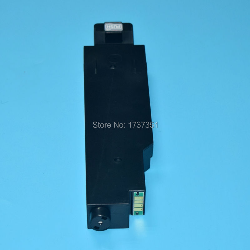 for Ricoh GC31 maintenance tank with chip for Ricoh e2600 e3300 e3300n e3350n printer ricoh gc 41y