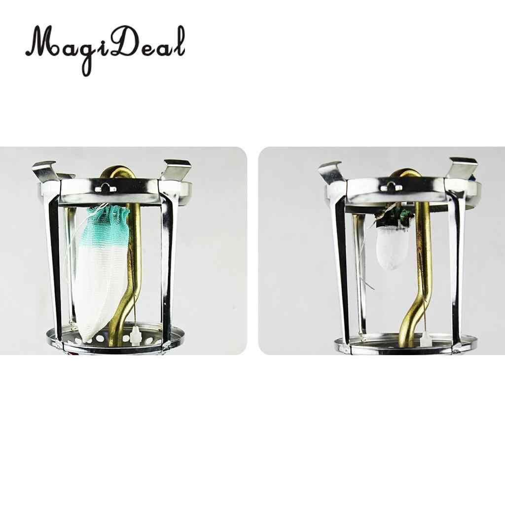Lot 10 Universal Inverted Mantles Kerosene Lamp Mantle Paraffin Gas Lamp