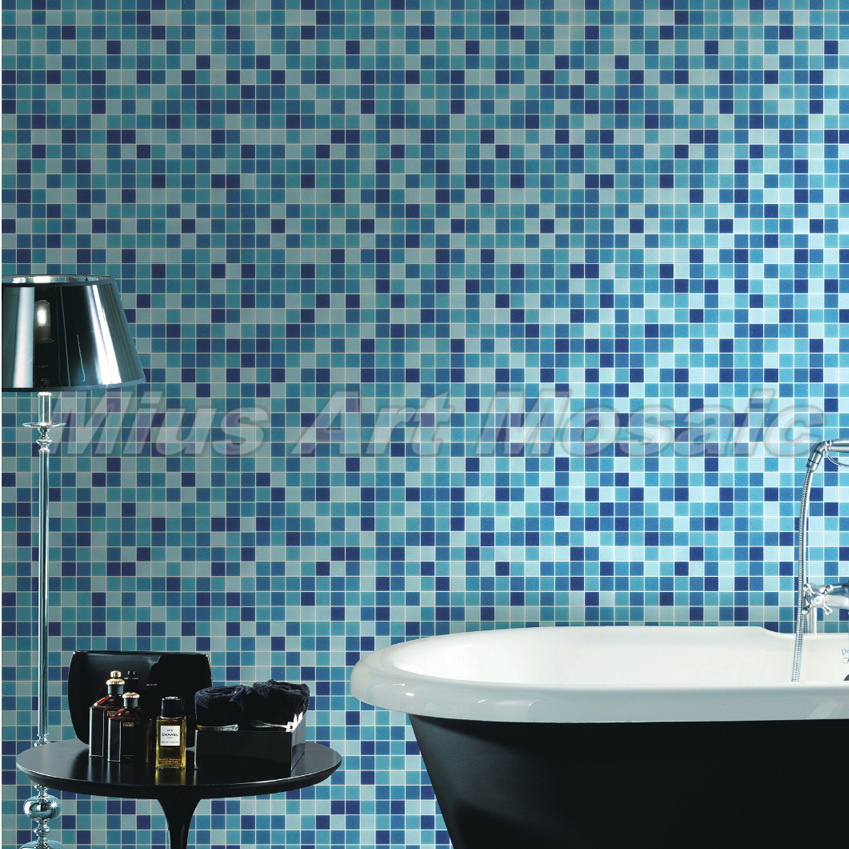 Detail Feedback Questions About Blue Recycled Gl Mosaic Kitchen Tile Swimming Pool Factory Mr009 On Aliexpress Alibaba Group