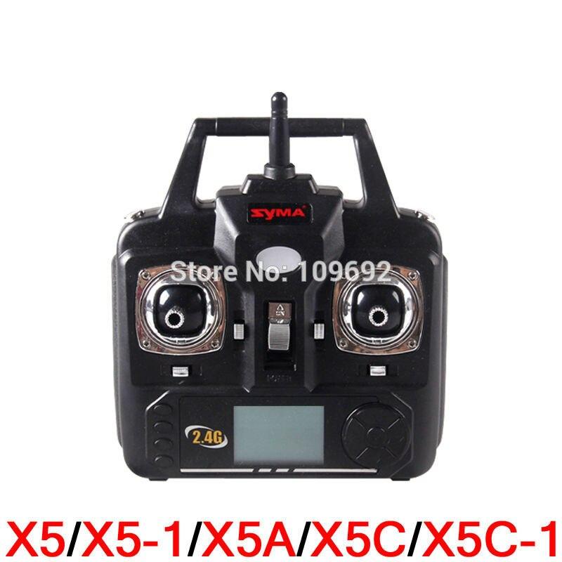 SYMA X5 X5C X5C-1 Nuova Versione RC Drone 2.4G Telecomando Elicottero Accessori Trasmettitore Regolatore Quadcopter ricambi