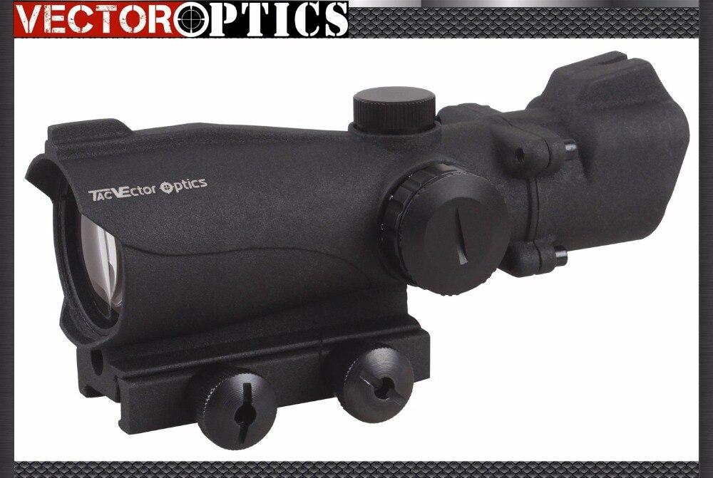 Optique vectorielle Condor 2x42 point vert et rouge tir chasse Reflex portée de fusil 2 fois grossissement arme pistolet à Air fusil vue