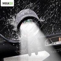 WOSAWE 1200 Lumen CREE XMK T6 Bike Light Lamp Waterproof LED Cycling Bike Bicycle Front Light