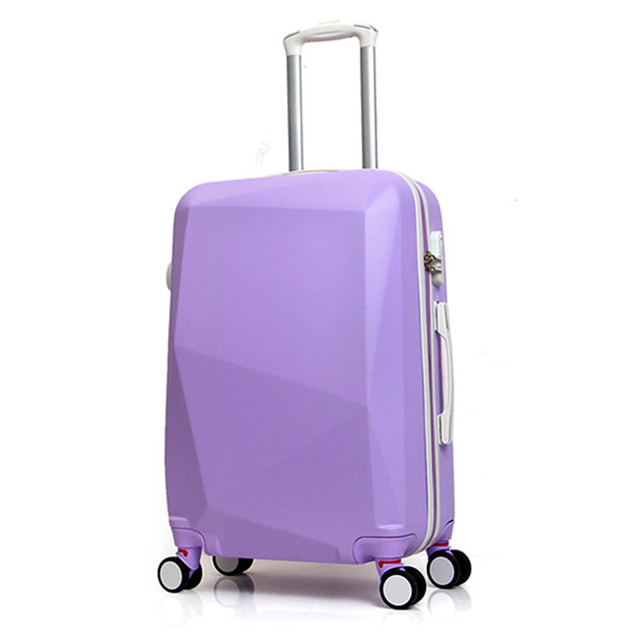 6 Colors Luggage Multiwheel Spinner Travel Suitcase Rolling Carry-Ons Trolley Travel Luggage Free Shipping