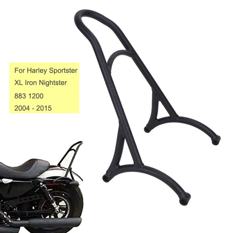 """""""Мотоцикл спинки Сисси бар для Harley Спортстер Nightster железа ХL 883 1200 2004 - 2015 """""""