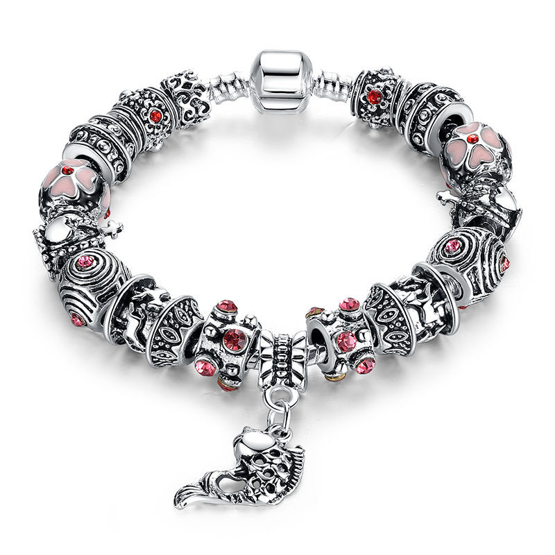 What Jewelry Store Sells Pandora: Alibaba Hot Sell Fish Charm Bracelet Chamilia Bracelet 925